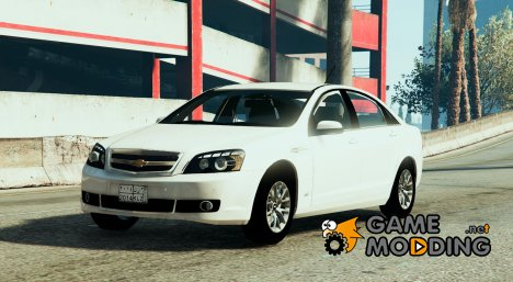 2015 Chevrolet Caprice LS for GTA 5
