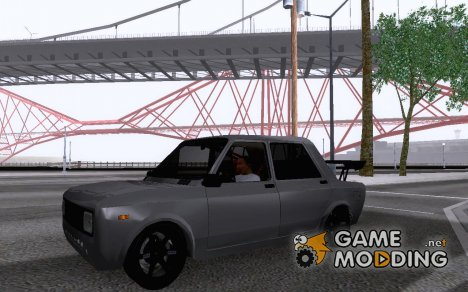 Zastava 128 for GTA San Andreas