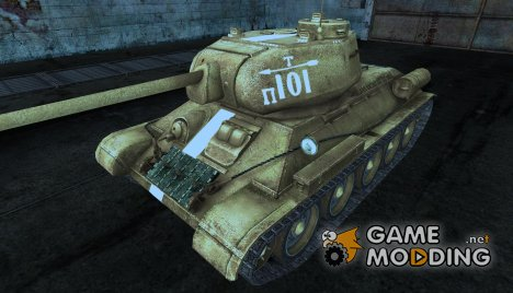 T-34-85 Cheszch для World of Tanks