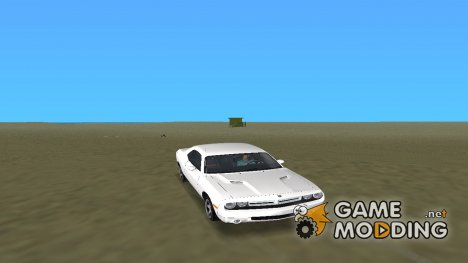 Dodge Challenger 2006 for GTA Vice City