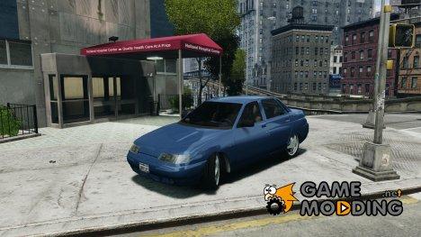 ВАЗ 2110 for GTA 4