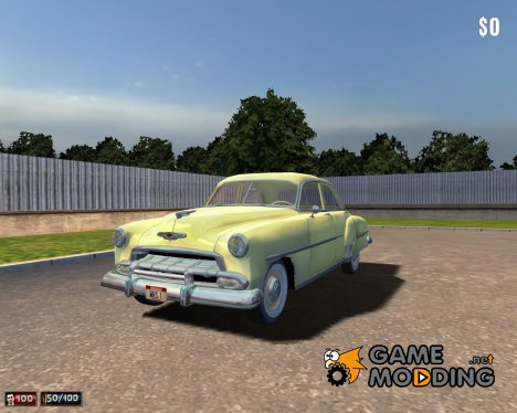 Chevrolet Deluxe '52 для Mafia: The City of Lost Heaven