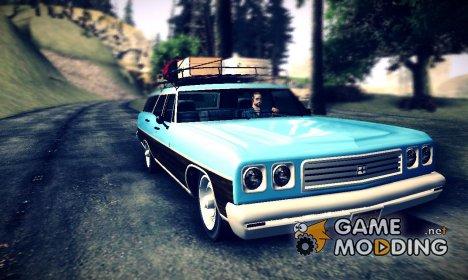 Regina GTA V для GTA San Andreas