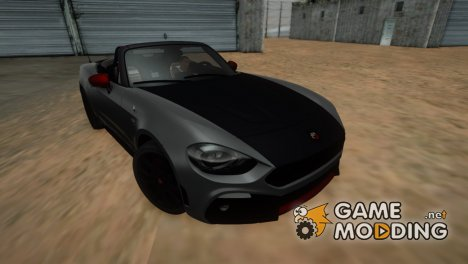 Fiat 124 Spider Abarth for GTA San Andreas