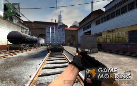 Maddi AK47 for Counter-Strike Source