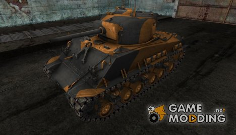 M4A3 Sherman 5 for World of Tanks