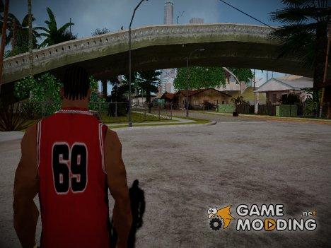 Расположение камеры персонажа как в GTA 5 for GTA San Andreas