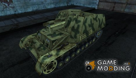 Hummel 09 для World of Tanks