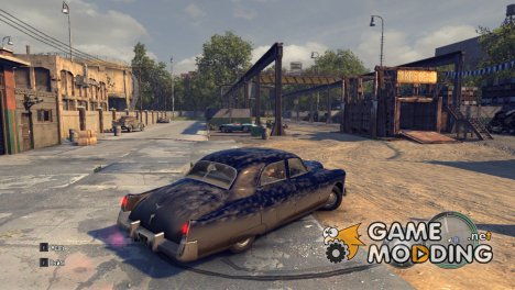 Dirty Race Mod для Mafia II