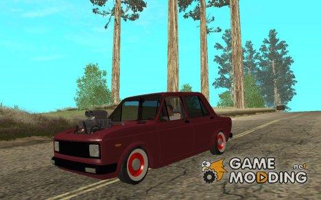 Zastava 128 Hot Rod for GTA San Andreas
