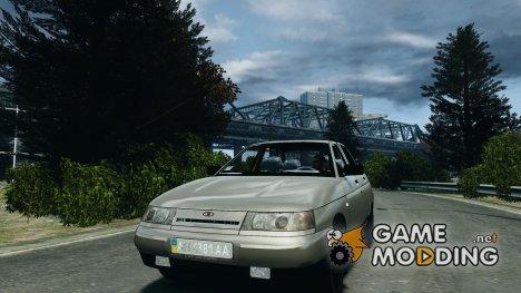ВАЗ 21103 для GTA 4