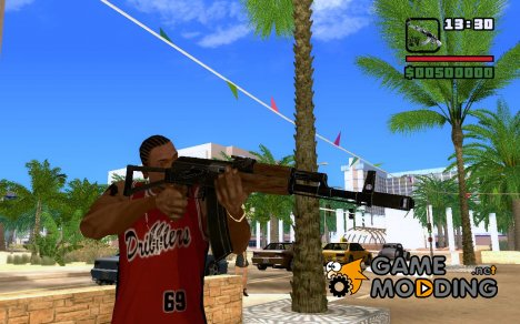 New AK-47 for GTA San Andreas