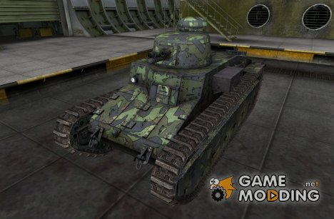 Шкурка для D1 для World of Tanks