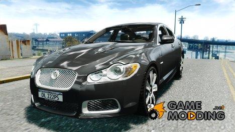 Jaguar XFR для GTA 4