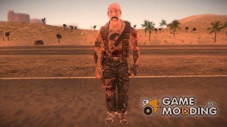 CoD Black Ops DLC Danny Trejo for GTA San Andreas