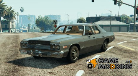 1974 Dodge Monaco 2.0 BETA for GTA 5