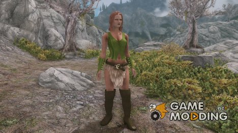 Tru3Magics Ranger of the Woods for TES V Skyrim