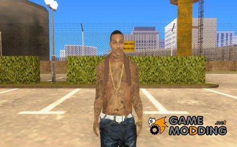 Новый fam1  HD для GTA San Andreas