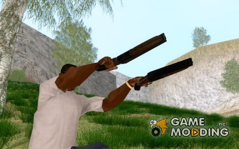 Sawnoff HD for GTA San Andreas