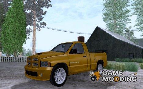 Dodge Ram SRT-10 '03 for GTA San Andreas