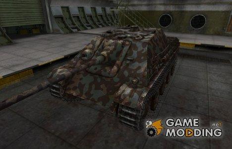 Горный камуфляж для Jagdpanther for World of Tanks