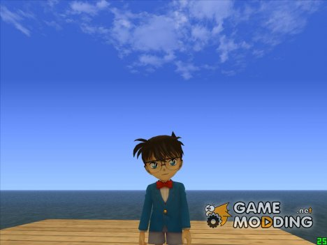 Detective Conan (Case Closed) для GTA San Andreas