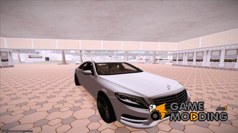 Mercedes Benz S63 AMG W222 for GTA San Andreas