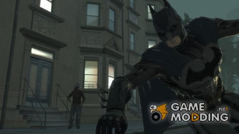 The Injustice Batman for GTA 4