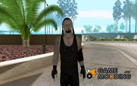 Undertaker Ministry of Darkness для GTA San Andreas