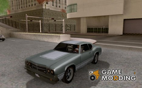 GTA IV Sabre Turbo for GTA San Andreas