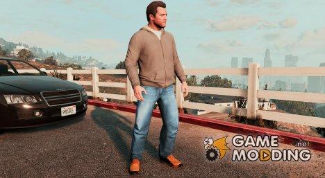 Levi's jeans for Michael v.1 for GTA 5