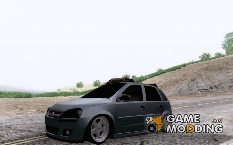 2005 Opel Corsa German Style for GTA San Andreas