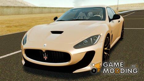 Maserati MC Stradale для GTA 4