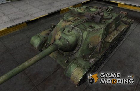 Шкурка для СУ-122-54 for World of Tanks