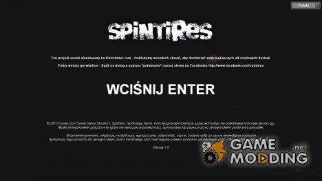 Перевод на Польский (tłumaczenie na Polski) для Spintires DEMO 2013