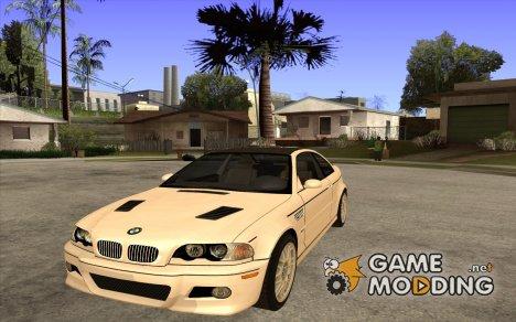 BMW M3 Tunable для GTA San Andreas