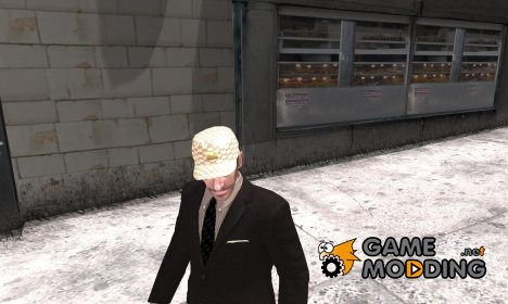 Gucci cap for GTA 4