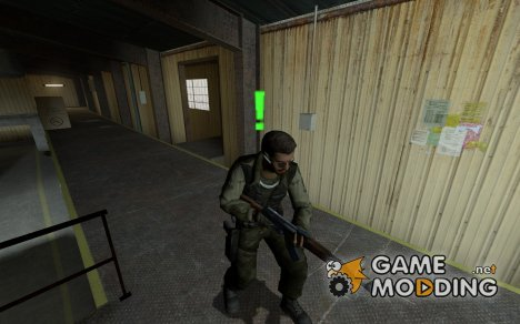 Brown l33t для Counter-Strike Source