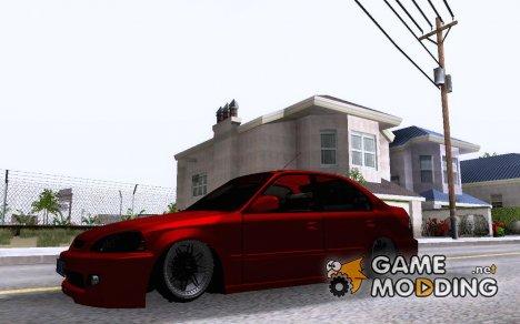 Honda Civic 16 LK 664 for GTA San Andreas