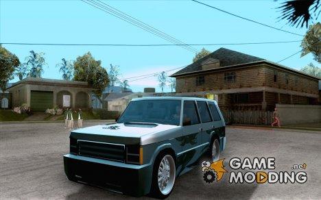 Huntley Sport for GTA San Andreas