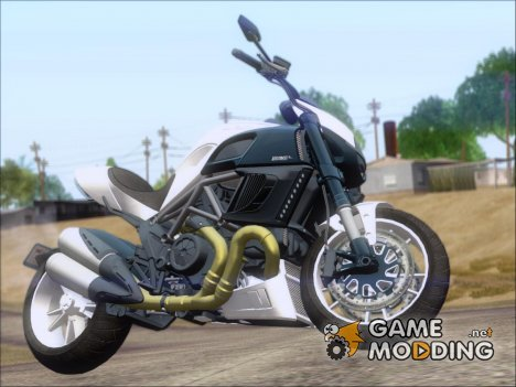 Ducati Diavel 2012 for GTA San Andreas
