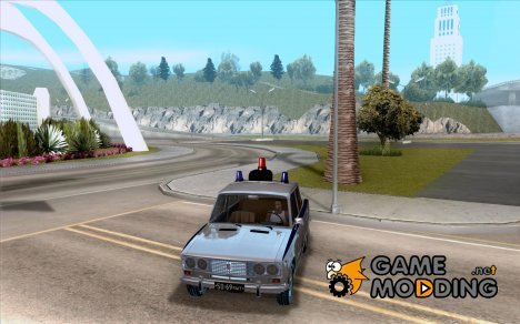Ваз 2103 Милиция for GTA San Andreas