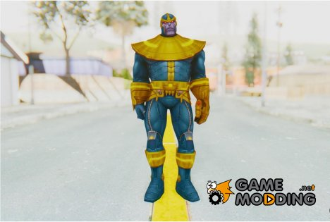 Marvel Future Fight - Thanos для GTA San Andreas