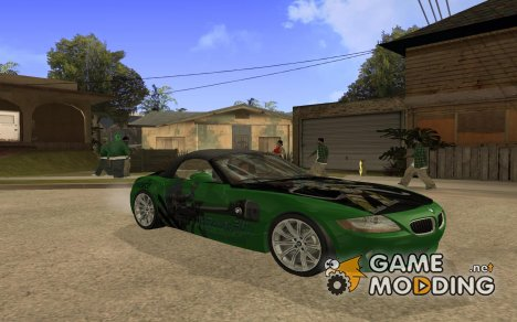 BMW Z4 Itasha для GTA San Andreas