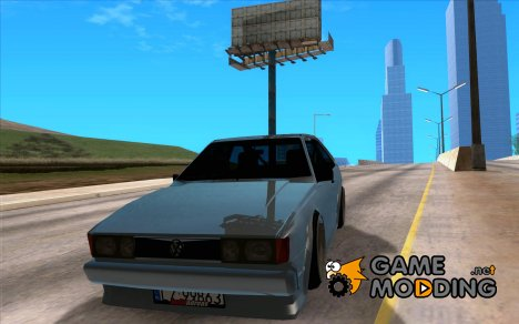 Volkswagen Scirocco Mk2 for GTA San Andreas