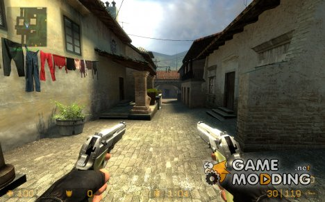 Black Lagoon Elites V2 для Counter-Strike Source