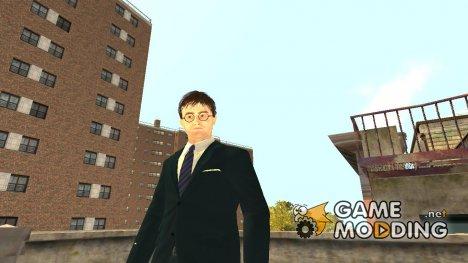 Гарри Поттер для GTA 4