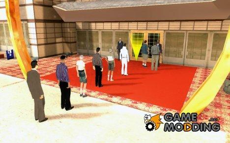Оживление казино v.1 для GTA San Andreas