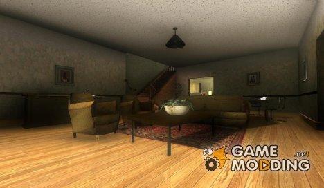 Новые текстуры дома CJ для GTA San Andreas