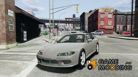 Nissan Silvia S15 Stock для GTA 4